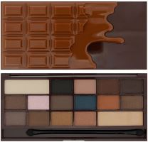 Makeup Revolution London I Heart Makeup Chocolate Palette 22g - Chocolate Caramel