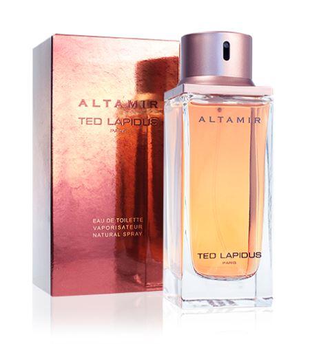 Ted Lapidus Altamir toaletní voda 125 ml Pro muže