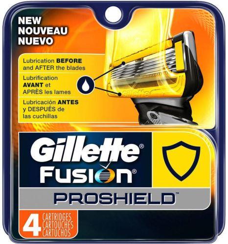 Gillette Fusion Proshield 4ks