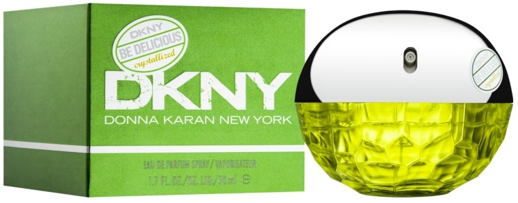DKNY Be Delicious Crystallized W EDP 50ml