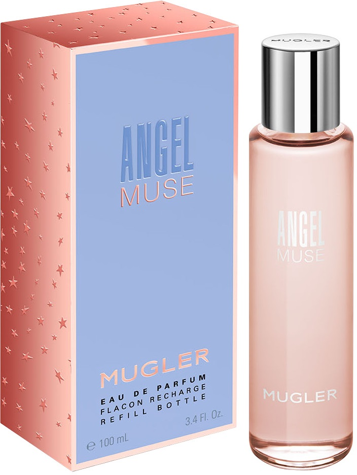 Thierry Mugler Angel Muse Refill Bottle W EDP 100ml