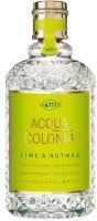 4711 Acqua Colonia Lime & Nutmeg U EDC 170ml TESTER