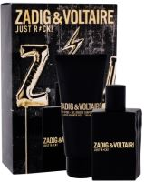 Zadig & Voltaire Just Rock! M EDT 50ml + SG 100ml