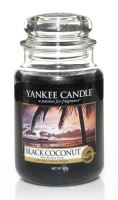 Yankee Candle Black coconut 623g