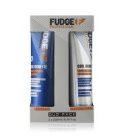 Fudge Cool Brunette Toning-Blue Duo Pack 2x250ml