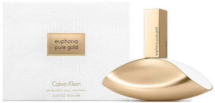 Calvin Klein Euphoria Pure Gold W EDP 100ml