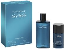 Davidoff Cool Water M EDT 125ml + deostick 75ml