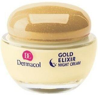 Dermacol Gold Elixir noční omlazující krém s kaviárem 50 ml