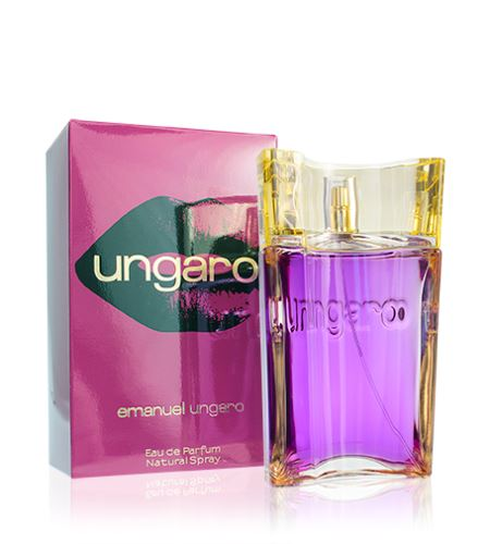 Emanuel Ungaro Ungaro parfémovaná voda 90 ml Pro ženy
