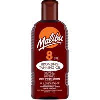 Malibu Bronzing Tanning Oil SPF 8 200ml
