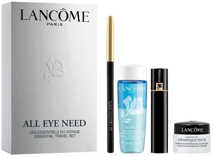 Lancome All Eye Need Essential Travel Set