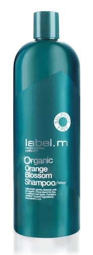 Organic Orange Blossom Shampoo 1000ml