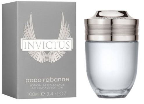 Paco Rabanne Invictus After Shave Lotion M 100 ml