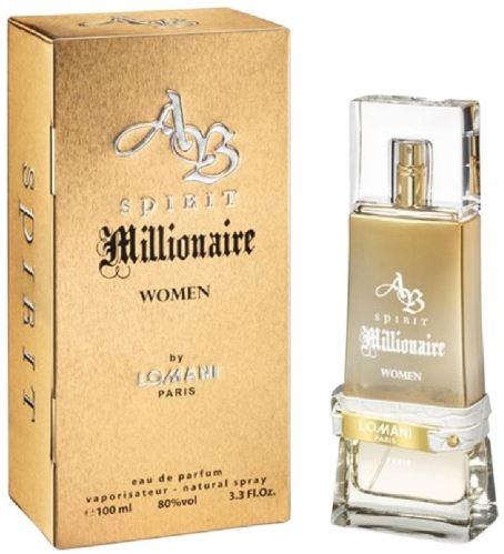 Lomani AB Spirit Millionaire parfémovaná voda 100 ml Pro ženy